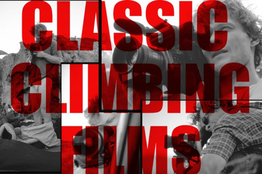 classic climbing films by udini