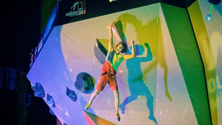 Adam Ondra, bouldering world champion