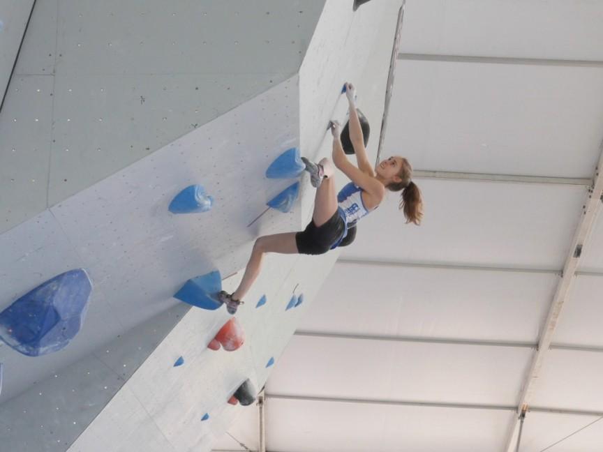 top female climbers compared