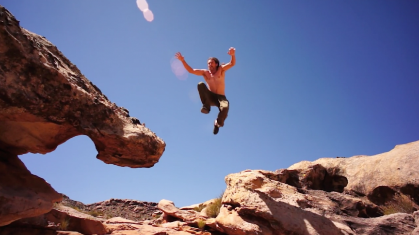 Isaac Caldiero – American Ninja Warrior